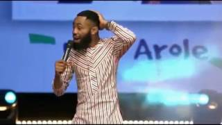 Download Video Woli Arole's Performance At NJOY 12.0 Laughter Galore!!! Enjoy! MP3 3GP MP4