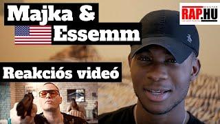 Download lagu Majka & Essemm reaction videó 🔫 reakció egyenesen Amerikából 🇺🇲 - Hidegvérrel  🔫
