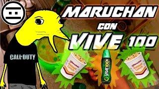 NIÑO RATA - Maruchan con Vive100 (#NEGAS)