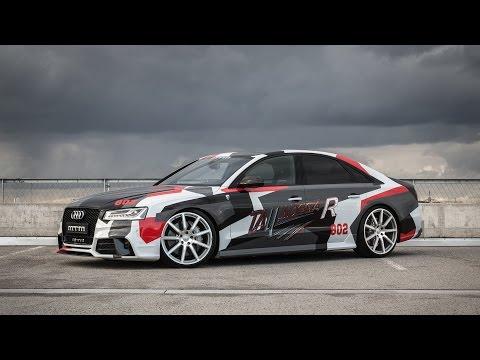 2016 MTM Audi S8 Talladega R 802 HP Interior and Exterior