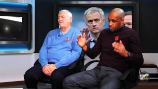 The Ref Show Panel Discuss Whats Gone Wrong With Jose Mourinho