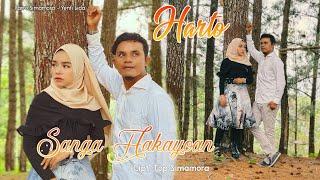 Harto Sanga Hakayoan - Farro Simamora feat Yenti Lida ( Official music video )