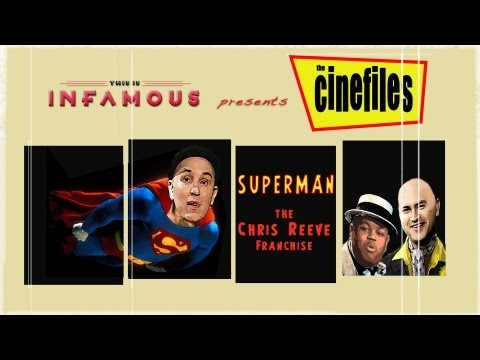 The CineFiles Discuss SUPERMAN: The Christopher Reeve Franchise