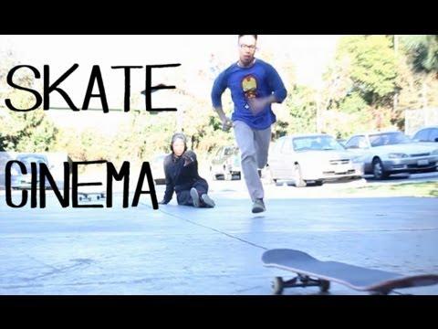 A Chipped Board - Skate Cinema