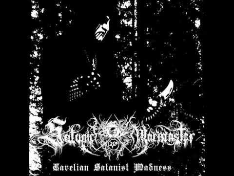 Satanic Warmaster - Carelian Satanist Madness - 2005 (Full Album)