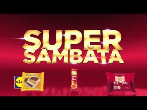 Super Sambata la Lidl • 24 Februarie 2018