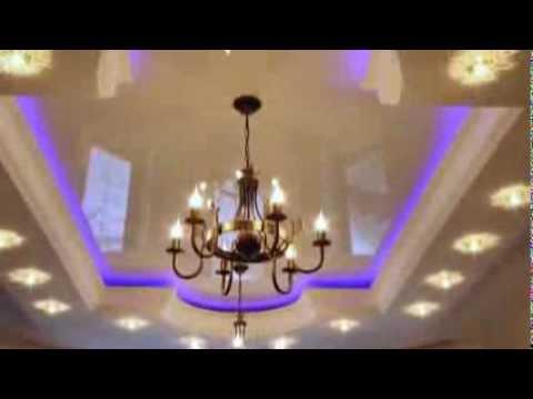 Натяжные потолки в Алматы
