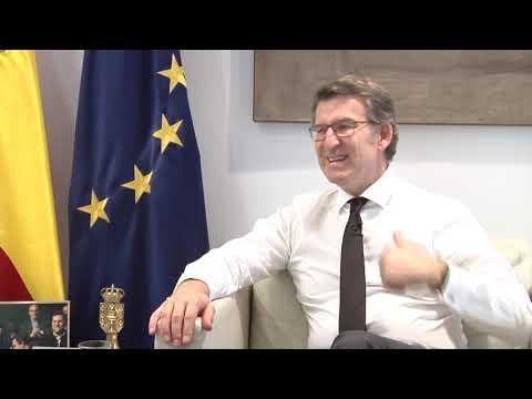 La Entrevista de La Región. Con Alberto Núñez Feijóo 07-06-2020