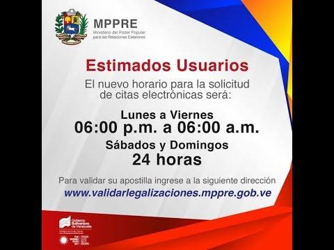 Resultado de imagen para Requisitos para apostillar un documento en venezuela