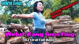 Welut Kang Ghosting Shinta Gisul Dj Viral Tiktok Full Bass