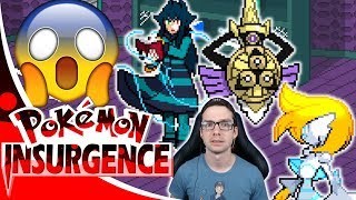 Battling an Actual Ghost! Pokemon Insurgence Let's Play Episode 19