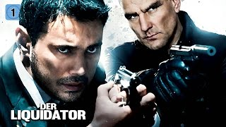 Der Liquidator - Töten war sein Job (Action, Thriller mit Vinnie Jones)