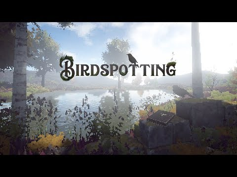 Birdspotting, a forthcoming game about exploring the countryside in search of avian delights