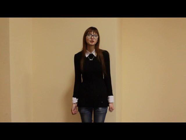 Изображение предпросмотра прочтения – ТатьянаАндреева читает произведение «Ворона и Лисица» И.А.Крылова