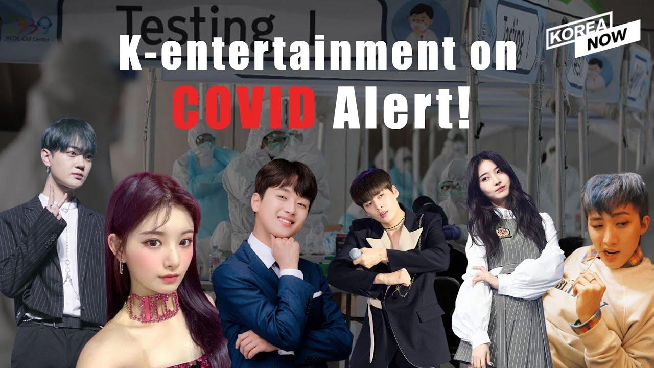 COVID-19 hits Korean entertainment industry hard