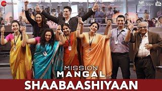 Shaabaashiyaan | Mission Mangal | Akshay | Vidya | Sonakshi |Taapsee|Shilpa, Anand & Abhijeet|Amit T