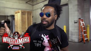 Xavier Woods Feels Good To See WWE Universe: WrestleMania 37 Exclusive, April 10, 2021