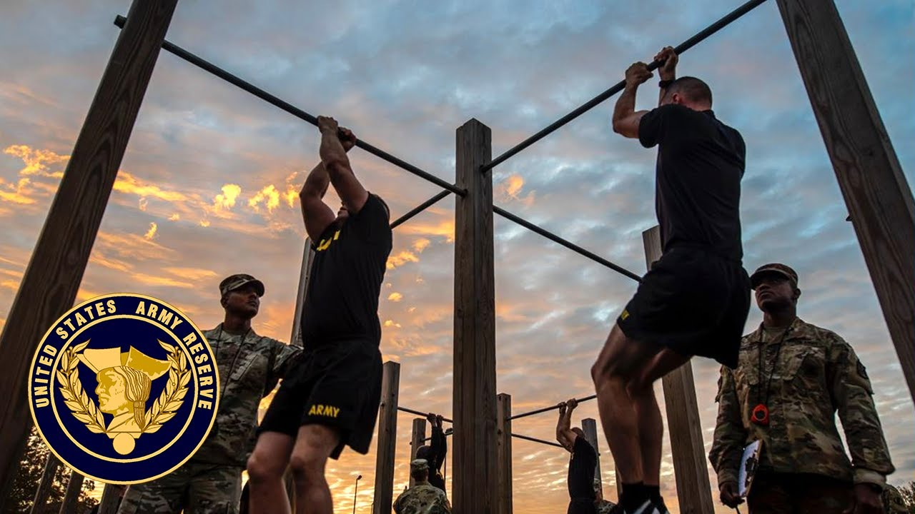 The top command sergeants major from across the U.S. Army Reserve came together to complete the Army Combat Fitness Test (ACFT) during the Army Reserve Senior Enlisted Council held at Fort Eustis, Virginia, Oct. 25-27, 2019.