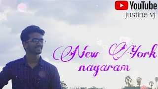 Sillunu oru kaadhal / New York nagaram song / cover