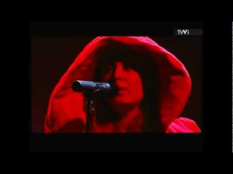 Róisín Murphy - Ruby Blue (Live @ FIB 2008)
