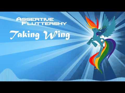 Assertive Fluttershy - Taking Wing