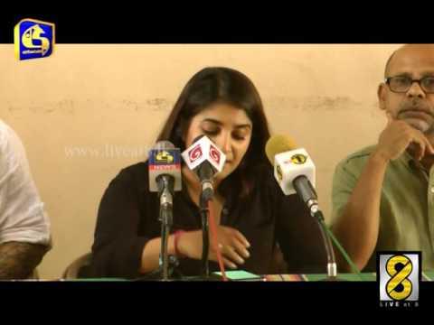 Samanalee Fonseka Talk About Yahapalane - 01-05-2016