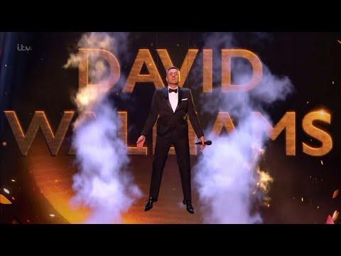 NTAs 2020 Opening With David Walliams