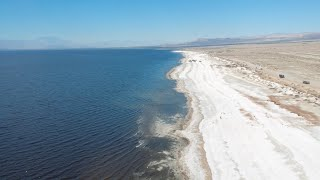 Vanishing Salton Sea