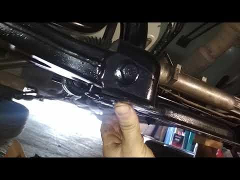 Как снять рулевую рейку на форд фокус 2