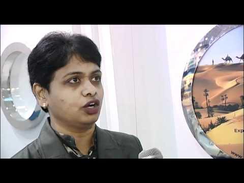 Lakshmi Durai, Exec. Dir. Sales & Marketing (Middle East) Royal Caribbean @ ATM 2011