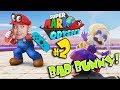 BAD BUNNY IN THE SAND KINGDOM!!! Super Mario Odyssey #2