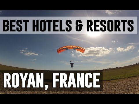 Best Hotels and Resorts in Royan France