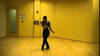 HATERS LINE DANCE - SAMARA JOHNSON