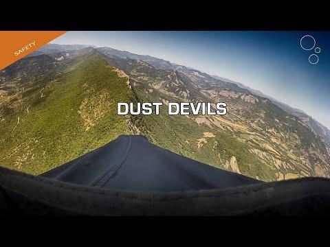 Paragliding Safety: Dust Devils