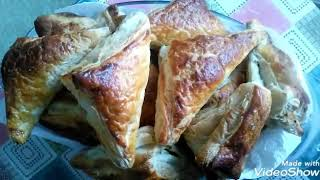 #Kahvaltıda milföy böreği tarifi MİLFÖY BÖREĞİ ÇOK LEZZETLİ KOLAY TARİF