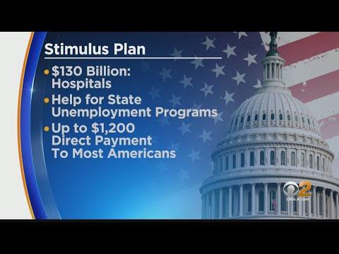 Senate, White House Agree On $2 Trillion Coronavirus Aid Package