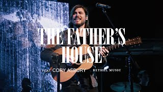 Cover images The Father's House (Live) - Cory Asbury