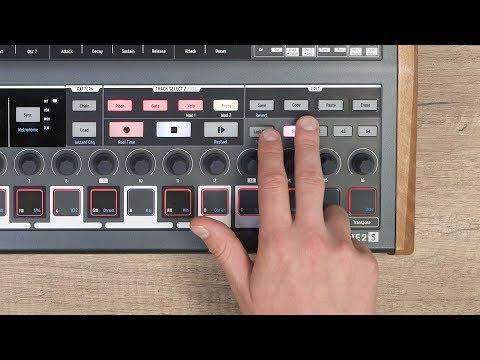 MiniBrute 2 Ecosystem Tutorials: Episode 05 - Advanced Sequence Editing