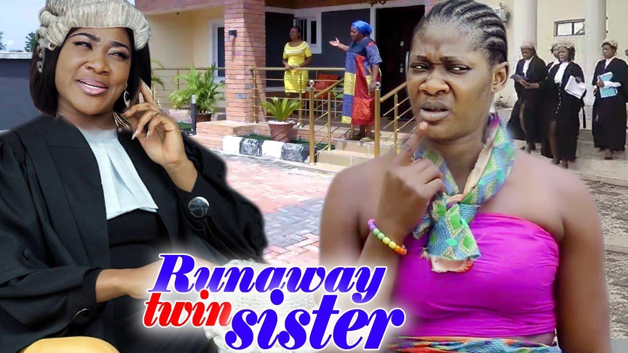 Runaway Twin Sister Complete Season - Mercy Johnson 2020 Latest Nigerian Movie