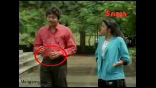 In Harihar Nagar malayalam movie funny mistake - mistakes in malayalam movie
