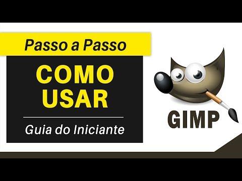 GIMP: Como Usar
