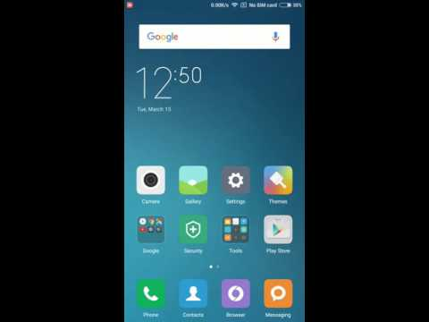 [Hindi] Redmi Note 3 - How To Lock Apps Without Fingerprint