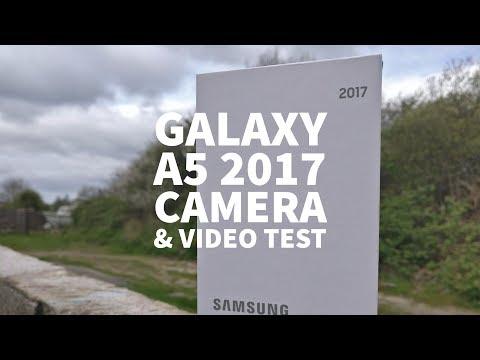 Samsung Galaxy A5 (2017) Camera & Video Samples