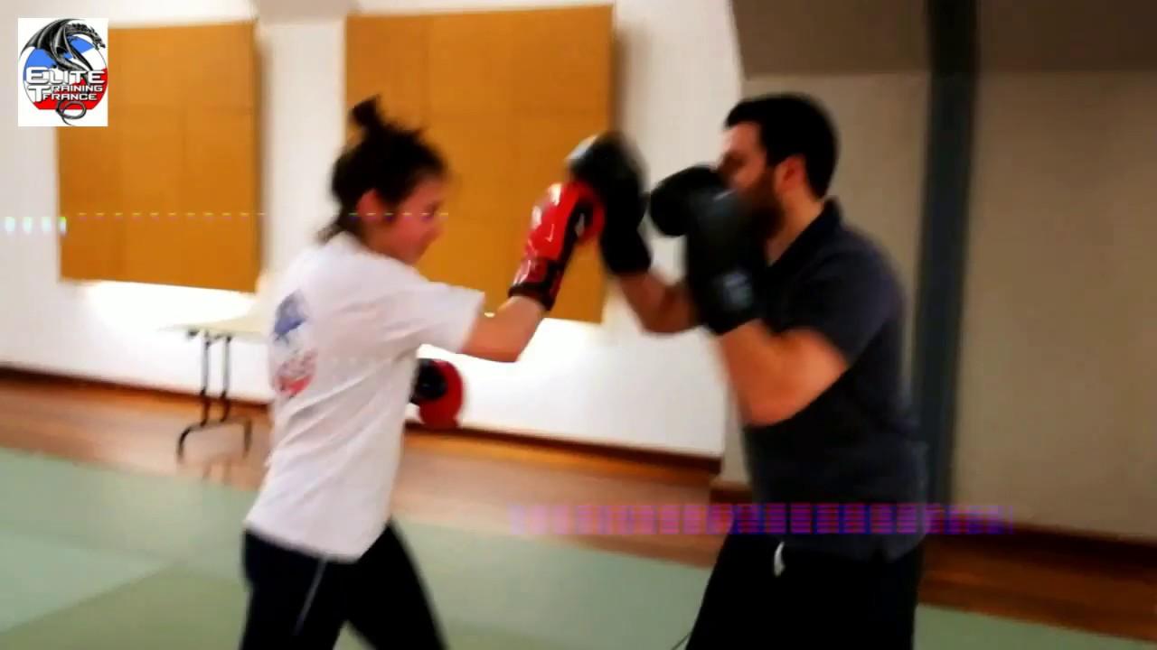 Un cours chez Elite Training France 01