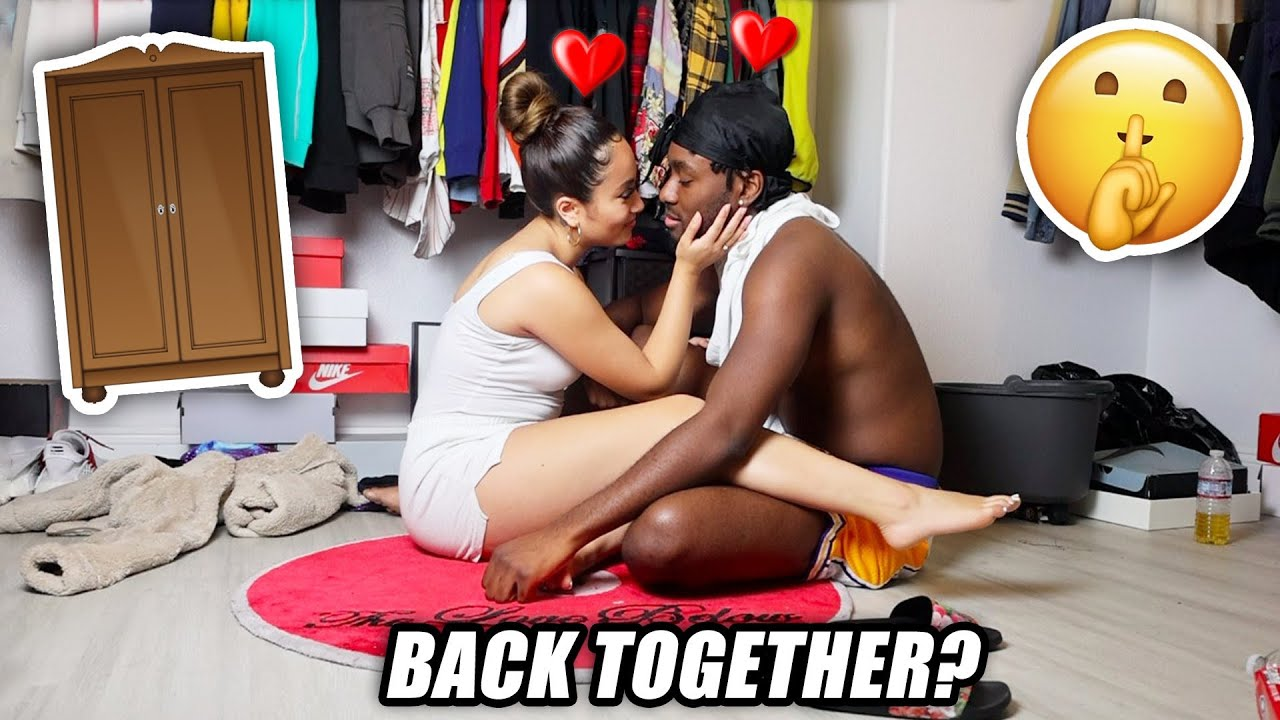 Download LOCKED IN A CLOSET with my Ex-Girlfriend for 24 HOURS! *TOXIC LOVE*