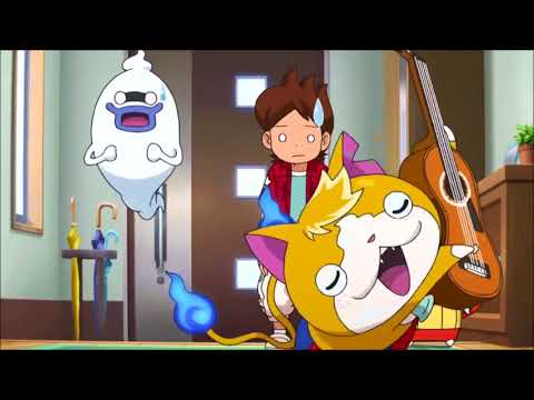 Youkai Watch another AMV - All around the world