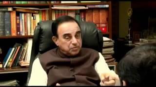 Subramanian Swamy exposing Sonia Gandhi in Chauthi Duniya Interview