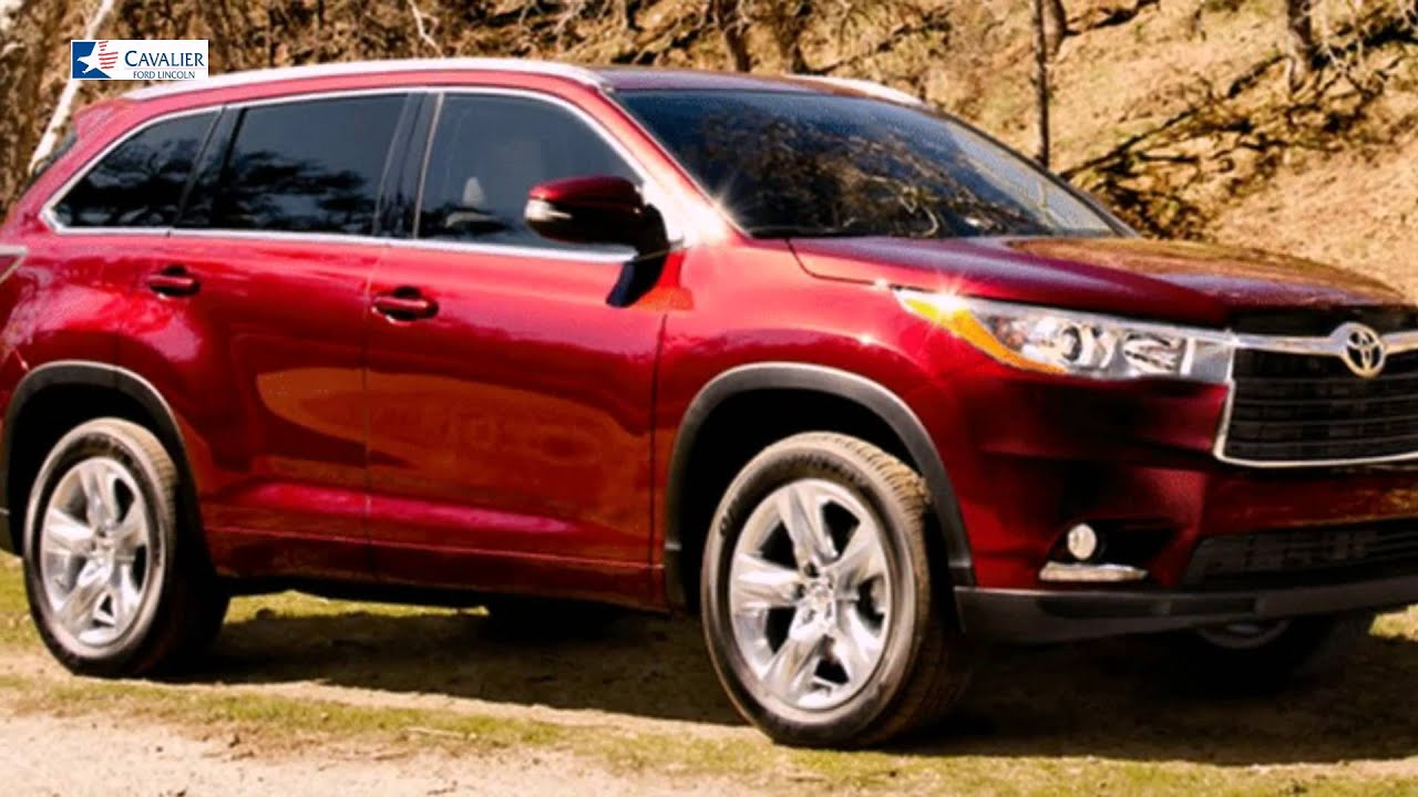 Ford Edge Vs Toyota Highlander Virginia Beach Ford Dealer