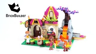 Kijk Lego Disney Elves 41074 Azari and Magical Bakery filmpje
