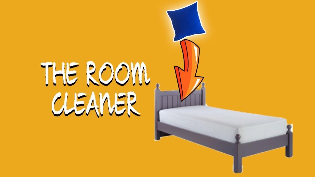 The Room Cleaner | Rube Goldberg Machine | NJTS